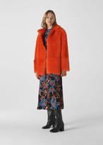 Alba Shearling Coat