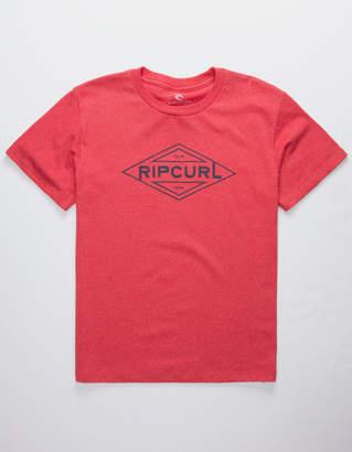 Rip Curl Palm Tubed Boys T-Shirt