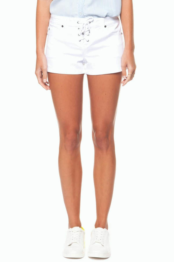 Dex Lace-Up Shorts