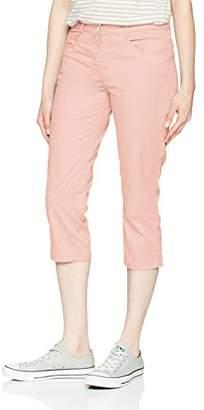 Tom Tailor Women's's Cropped Slim Alexa Trouser,18 (Size: )