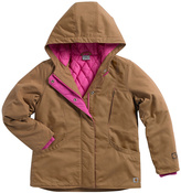 Carhartt Honey Ginger Quick Duck® Jacket - Girls