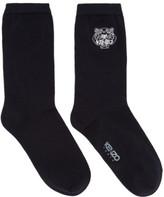 Kenzo Navy Tiger Socks