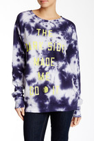 Junk Food Clothing The Dark Side Graphic Sweatshirt