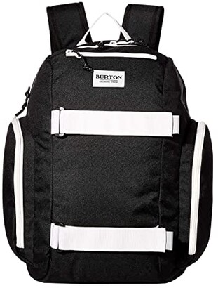 Burton Metalhead 18L Backpack (Little Kids/Big Kids) (True Black) Backpack Bags