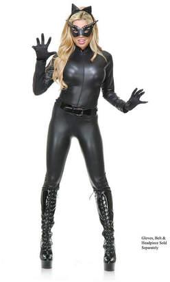 BuySeasons Women Cat Suit Adult Costume