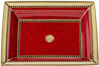 Halcyon Days Chapel Royal Livery Trinket Tray