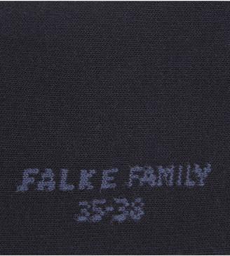 Falke Family cotton-blend socks