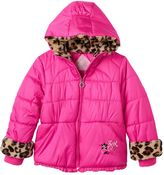 ZeroXposur Girls 4-6x Fay Heavyweight Jacket