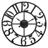 Bulova Corp Gabriel Wall Clock