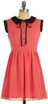 London Collar-ing Dress