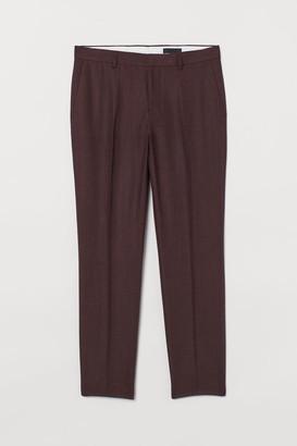 H&M Linen suit trousers Slim Fit