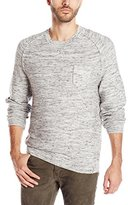 Calvin Klein Jeans Men's Linx Pocket Crew 12GG Sweater