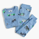 J.Crew Boys' pajama set in automobiles