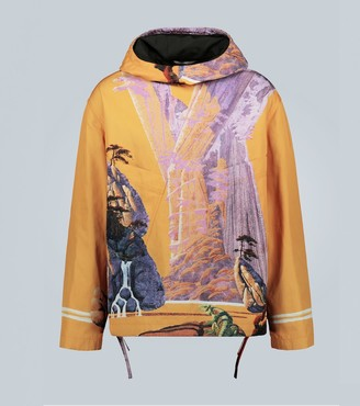 Valentino Exclusive to Mytheresa Yellow City jacket