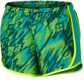 Nike Girl's 'Tempo' Print Dri-Fit Running Shorts
