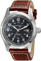 Hamilton Men's H70555533 Khaki Field Dial Watch