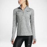 Nike Dry Element (Chicago 2016) Women's Half-Zip Running Top
