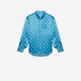 Balenciaga Twisted Shirt