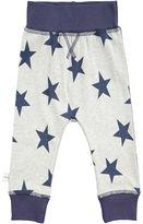 Molo Sammy Graphic Track Pants, Blue, Size 12-24 Months