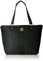 Tommy Hilfiger Isla Quilted Nylon Tote