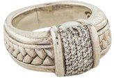 Scott Kay Pavé Diamond Equestrian Ring
