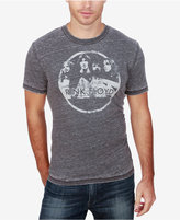 Lucky Brand Men's Pink Floyd Pyramid Graphic-Print T-Shirt