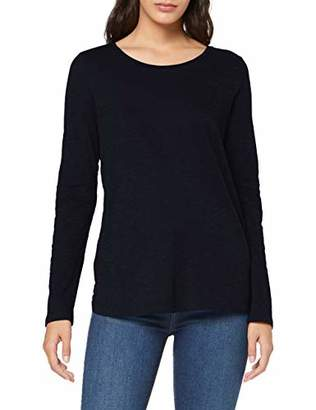 Marc O'Polo Women's M08215552141 Longsleeve T-Shirt,Large