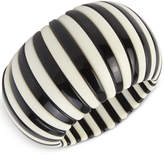 INC International Concepts IRIS X Striped Acrylic Stretch Bracelet, Only at Macy's