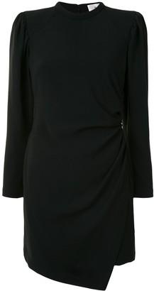A.L.C. Jane wrap-effect mini dress