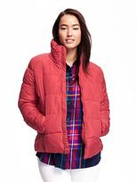 Old Navy Frost Free Quilted Jacket for Women