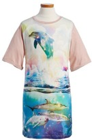 Stella McCartney Girl's Hepsie Graphic T-Shirt Dress