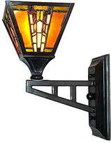 Dale Tiffany Lighting, Amber Monarch Wall Mount