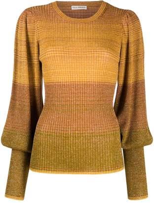 Ulla Johnson shimmery knit jumper