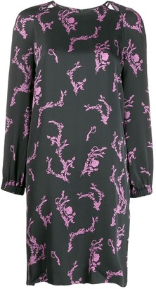 Escada Sport All-Over Print Dress