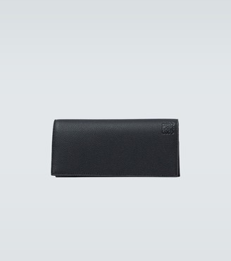 Loewe Long horizontal leather wallet