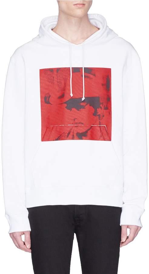 Calvin Klein 'Dennis Hopper' print hoodie