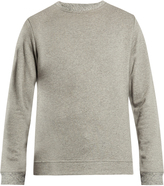 Oliver Spencer Robin crew-neck jersey sweater