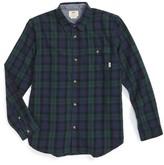 Vans Boy's Lachlan Flannel Shirt