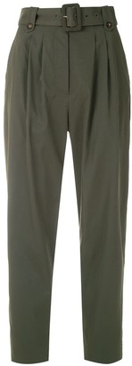 Nk Ursula gabardine trench trousers