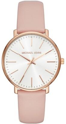 Michael Kors Pyper Blush Watch