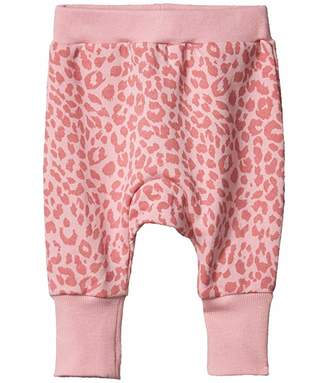 Cotton On Charlie Trackpants (Infant/Toddler) (Sweet Blush/Summer Ocelot) Girl's Casual Pants