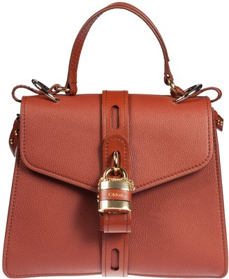 Chloé Locked Detachable Strap Shoulder Bag
