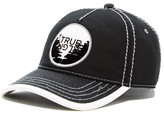 True Religion Full Moon Patch Baseball Cap