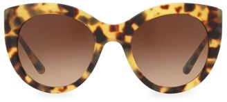 Tory Burch 51MM Cat Eye Sunglasses