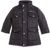 Urban Republic Infant Boys' Flannel Military Jacket - Baby