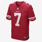 Nike NFL San Francisco 49ers Elite Jersey (Colin Kaepernick) Men's Football Jersey