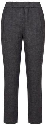 Fabiana Filippi Elasticated Waistband Trousers