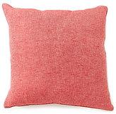 Daniel Cremieux Linen-Blend Twill Oversized Square Pillow