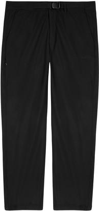 Norse Projects Alvar black Gore-Tex Infinium trousers