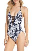 Seafolly Royal Horizon One-Piece Swimsuit